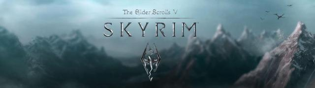 Elder Scrolls V Skyrim banner - Click to learn more at the official web site!