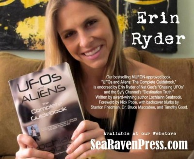 Sea Raven Press - UFOs and Aliens The Complete Guidebook