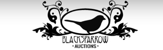 Black Sparrow Auctions banner - Click to learn more at the official web site!