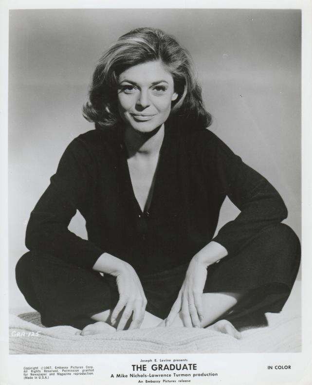 The Hollywood Collection - Anne Bancroft from The Graduate