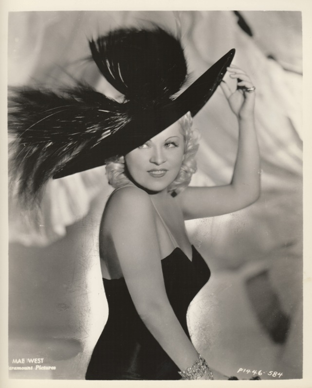 The Hollywood Collection - Mae West - Image courtesy Blacksparrow Auctions