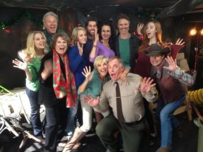Cedar Cove Christmas movie cast