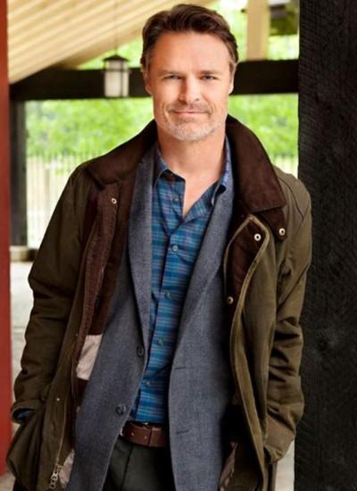 Cedar Cove - Dylan Neal as Jack Griffith