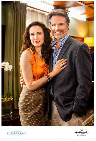 Cedar Cove - Olivia and Jack are falling deeply in love