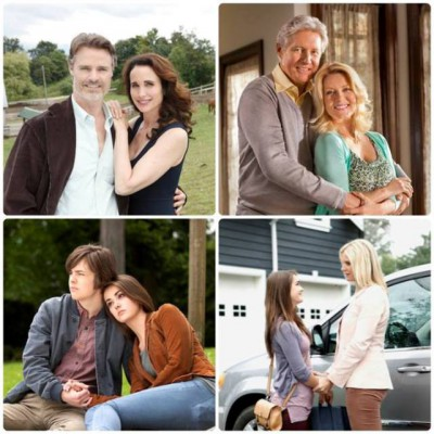 Cedar Cove means couples and family values