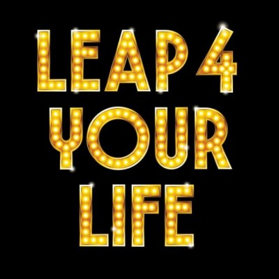 Leap 4 Your Life banner button - Click to follow Leap 4 Your Life on Twitter!