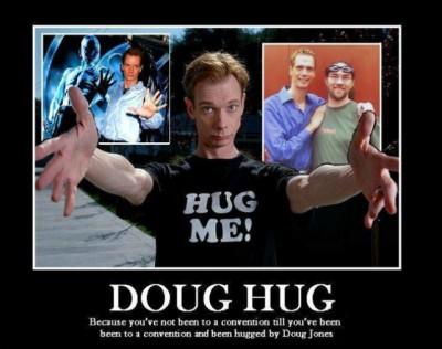 Doug Jones - Get a Doug Hug on Twitter!