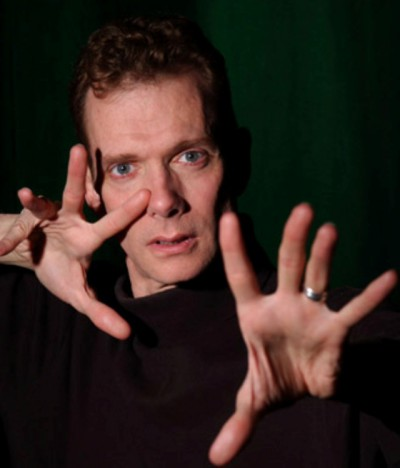 """Doug Jones, who stars as Pan the faun and The Pale Man in """"Pan's Labyrinth"""" - Click to learn more at his official web site!"""