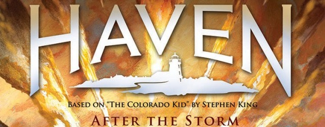 Haven 2013 Comic book cover  banner - Click to learn more at the official Syfy web site!