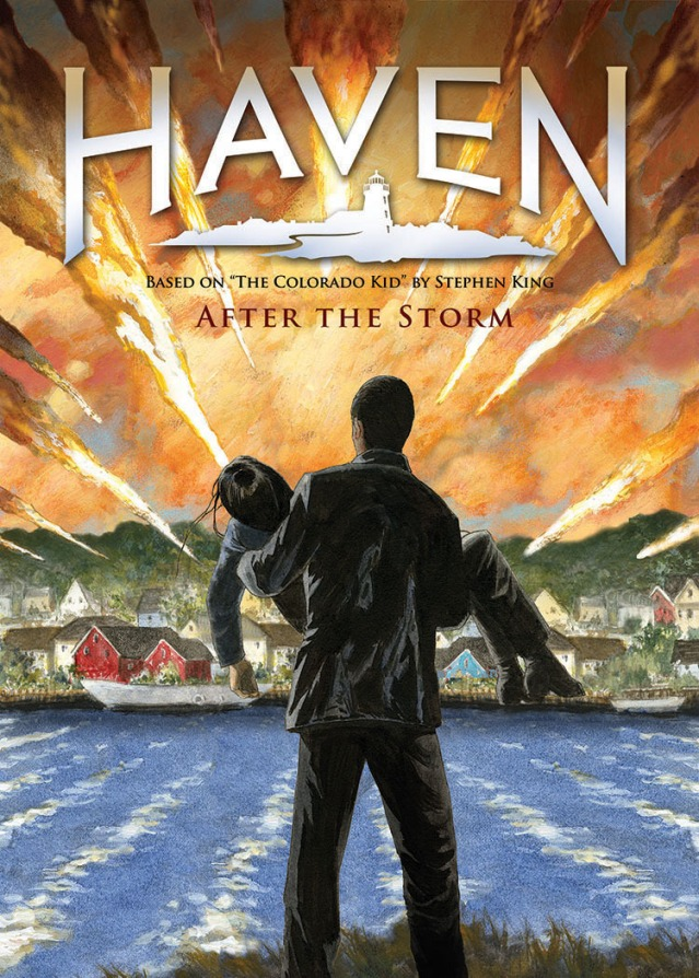 Haven 2013 - Comic book cover