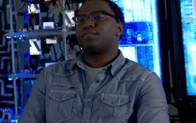 Lucas Ingram portrayed by Omari Akil Newton