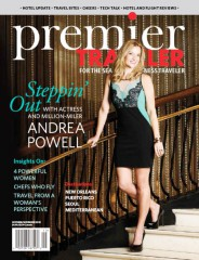 YD Andrea Powell Premier Traveler Cover