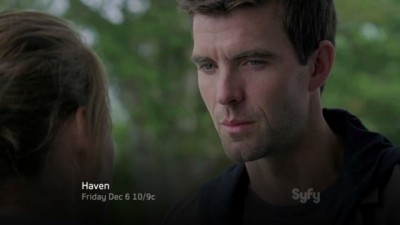 Haven S4x12 - Nathan finds out the truth about Audrey