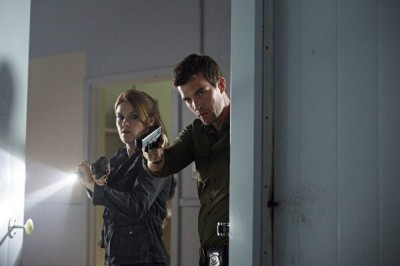 Haven S4x09 - Audrey and Nathan  search for the truth!