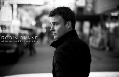 Click to visit Robin Dunne at his official web site - photo courtesy Dennys Illic