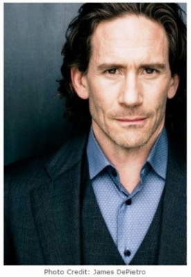 Neil Napier head shot from IMDB Photo Credit James DiPietro