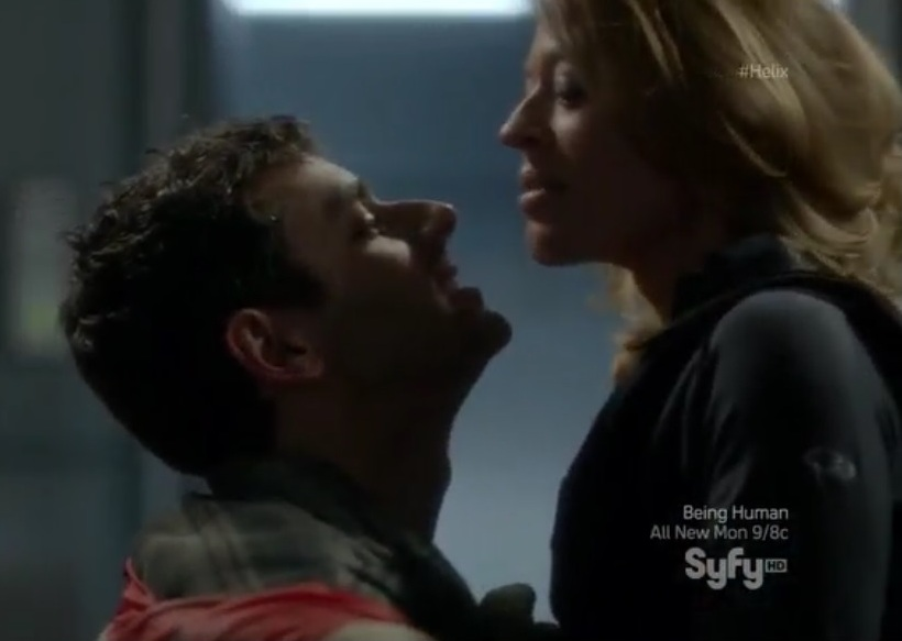 Helix S1x07 - Brave Fool is Still a Fool and a Lover