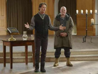 Helix S2x02 - Sean Tucker with Brother Michael