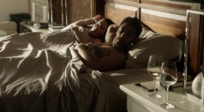 Helix S2x06 Jules and Sergio make love