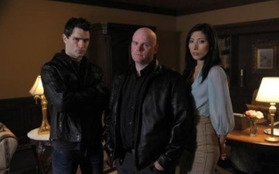 Sean Tucker in Syfy's Being Human