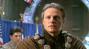 Andrew Jackson as Tok'ra Persus in Stargate SG-1